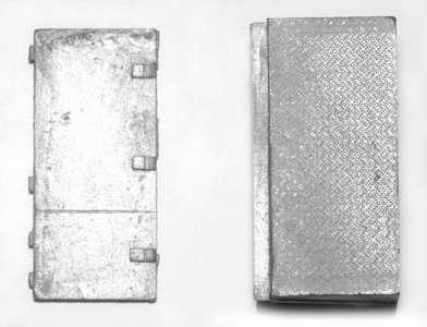 Dänische Kombikiste (3,2 cm x 1,5cm) 2teilig als Bausatz/KIT