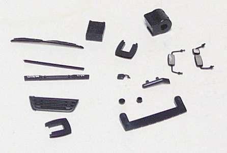 Spiegel Daf CF und verschiedene andere Teile (15 Teile) Tekno
