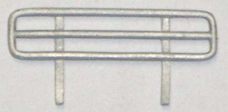 Kühlergrill 40x10 mm