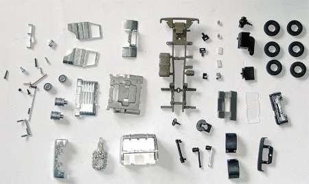 Streamline 4x2 Bausatz/Kit (55 teile)