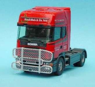 Bullenfänger für Scania 4 Highway Bausatz/Kit -ohne Zugmaschine-