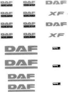 DAF 19 Stück