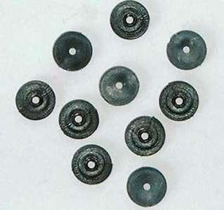 13mm (10 Stück) Kunststoff als Bausatz / Kit