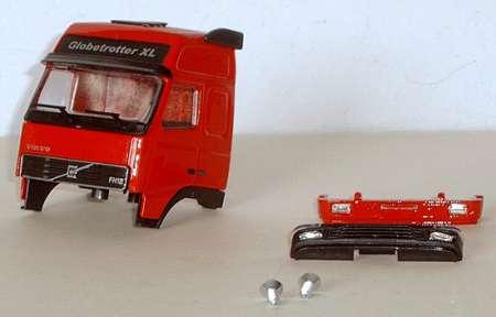 Volvo Globetrotter (montiert/lackiert)