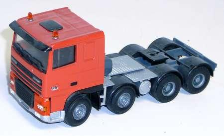 95 XF 4achs fertig gebaut in orange