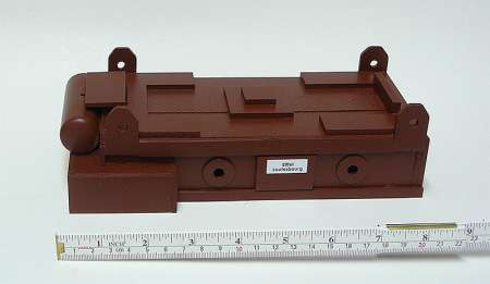 Schwerlastzugmaschinen oder Gittermastkräne ca. 23cm lang (Eigenbau/Self-'s building)