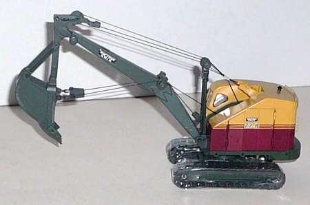Seilbagger RB22 mit Tieflöffel
