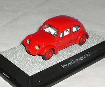 V3 rot (modell besteht aus Resin)