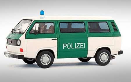 T3 Bus -Polizei- weiß-grün