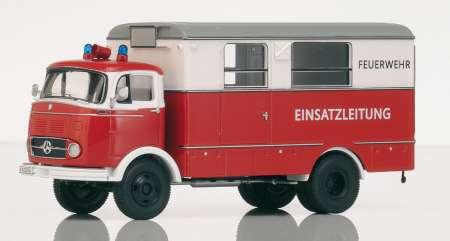 Benz L911 Koffer LKW -Feuerwehr-
