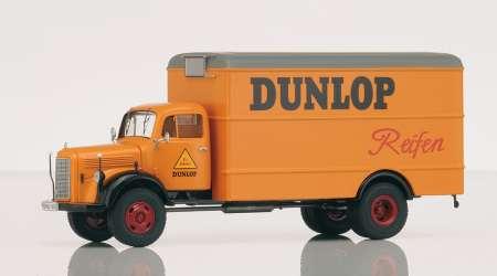 Benz L 3500 Koffer- -Dunlop-