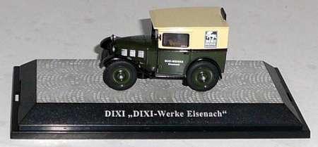 Dixi Eillieferwagen -Dixi-Werke-