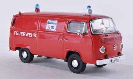 T2b Kastenwagen Feuerwehr