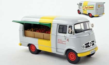 L 319 D Verkaufswagen Gemüsehandel Knolle
