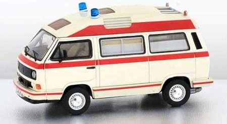 T3-b Krankenwagen-Dehler 'Rot-Kreuz'