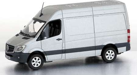 Sprinter Kasten facelift