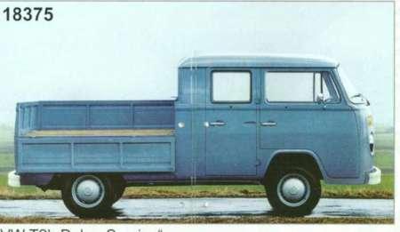 T2-b Doppelkabine 'VW-Service'