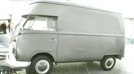 T1 Hochraum Kastenwagen