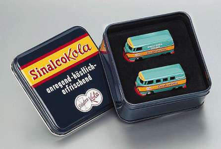 Jahres Modelle 2005 in der Blechdose -Sinalco- (limitierte Auflage 1000 stück)