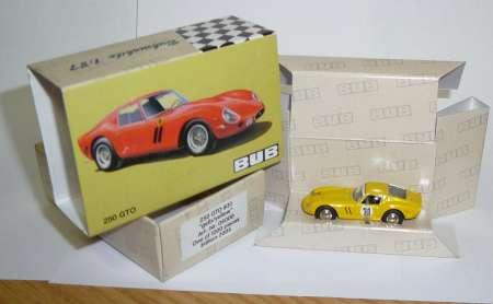 250 GTO Farbe gelb (limitierte Auflage 1000 stück)