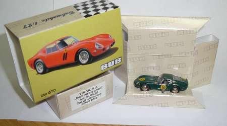 250 GTO Farbe britisch racing grün  (limitierte Auflage 1000 stück)