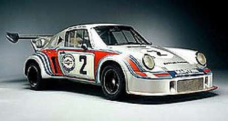911 RSR Turbo -Martini- in silber