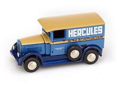 Granit -Hercules-Räder-