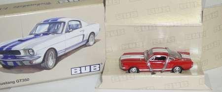GT350 Bubmobil in rot-weiß