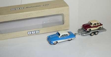 311 Coupe , Hänger, Trabant