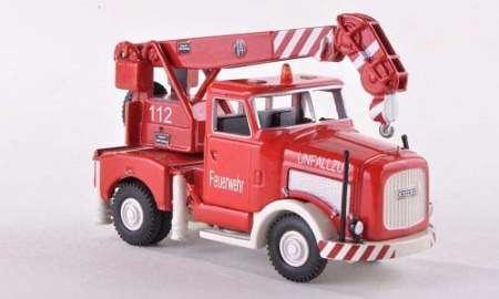 K 650 Unfallzug Kran Feuerwehr