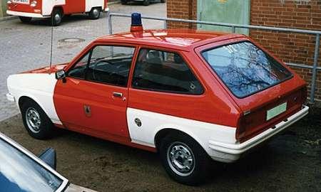 Fiesta 76 Feuerwehr