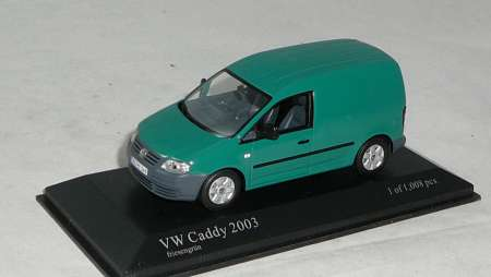 Caddy 2003 in grün
