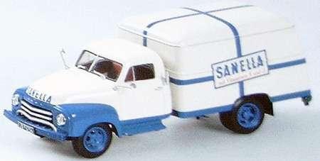 Blitz 1,75t Kofferwagen -Sanella-