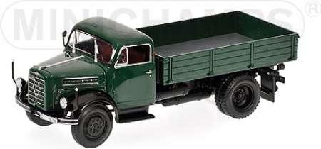 B4500 - KIPPER - 1953 - GREEN/BLACK L.E.