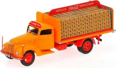 FK 3500 Getrnkepritsche 1951 -Coca Cola-