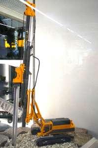 Mäklergerät RG21T mit Rammeinrichtung
