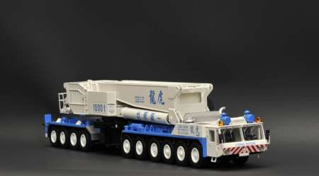 AMK 1000  Mobile Crane Autokran 1000 Tonner