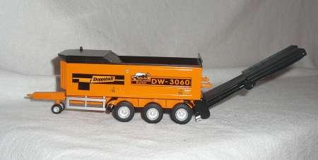 Zerkleinerer  DW-3060 Büffel