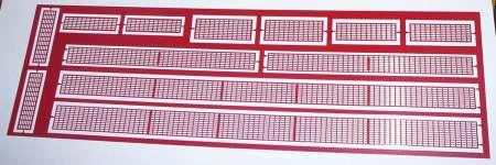 LTM 11200  Etch piece walkways for LTM 11200 Luffing jip Extension  36