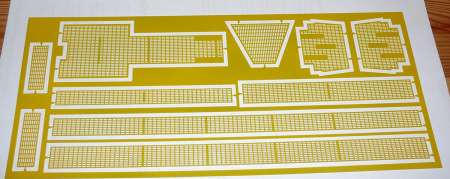 LTM 11200  Etch piece walkways for LTM 11200 Luffing jip 54m  Eisele / Mediaco / Havator