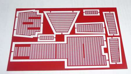 LTM 11200  Etch piece walkways for LTM 11200 Standard  jip