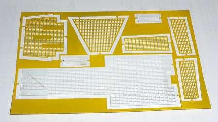 LTM 11200  Etch piece walkways for LTM 11200 Standard  jip