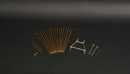 Metal Pennant Lines für CC 8800 Luffing jib