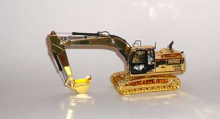 Zaxis 200 in gold