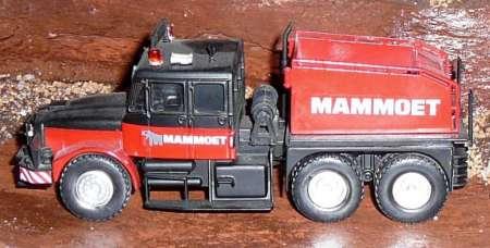3achs -Mammoet- (ohne Karton/without box) (Eigenbau/Self-'s building)