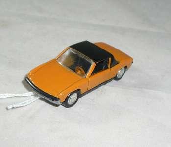 Porsche 914 / S 80 PS 177Km/h N^826