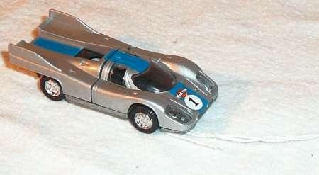917 N° 306843 N° 306854 Gulf Martin Weltmeister 1971 Startnummer 1