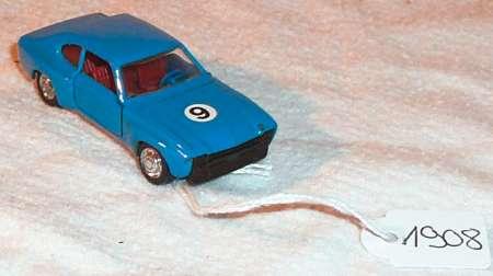 Capri RS 300 PS 260 Km/h in blau