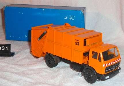 2achs -Haller- Müllwagen