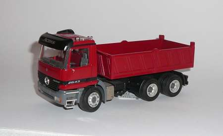 Actros 2643 3achs